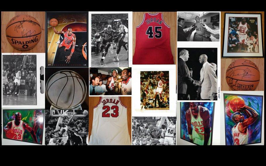 MJ Authentic 23